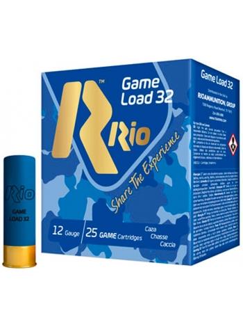Набій мисливський RIO Game Load-32 Disperser / дріб №5 (3 мм), 32 г