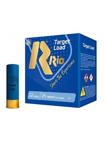 Набій мисливський RIO Target Load-28 12/70, дробь №5 (3 мм), 28 г