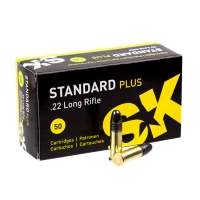 Набій нарізний SK Standart plus .22LR / куля RN / 2.59 г, 40 gr