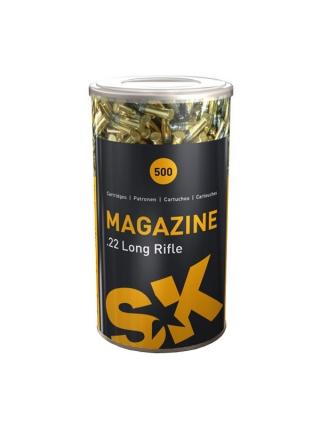 Набій нарізний SK Magazine .22LR / куля RN / 2.59 г, 40 gr
