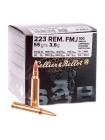 Набій нарізний Sellier&Bellot .223 Rem (5.56x45) FMJ / 3.56 г, 55 gr