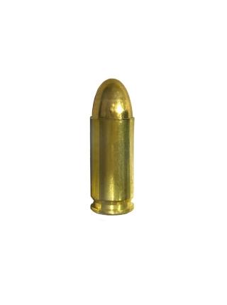 Набій нарізний Тахо 9мм (9х21) Match FMJ / 7.45 г (115 gr)