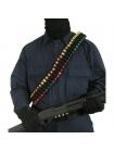 Бандольєр BlackHawk Shotgun на 55 патронів до гладкоствольної зброї 12к.