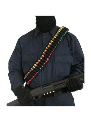 Патронташ (бандольєр) BlackHawk Shotgun Bandoleer на 55 патронів до гладкоствольної зброї 12к.