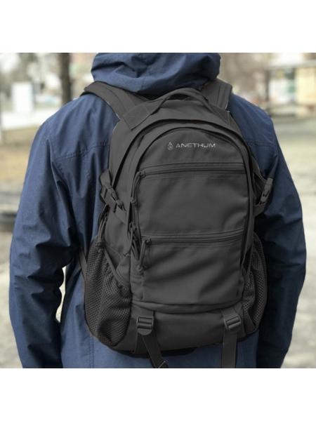 Рюкзак Anethum Raptor 1000 Urban, колір: чорний