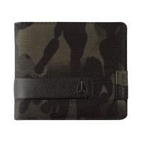 Гаманець NIXON Showoff Camo Wallet / Black Multicam
