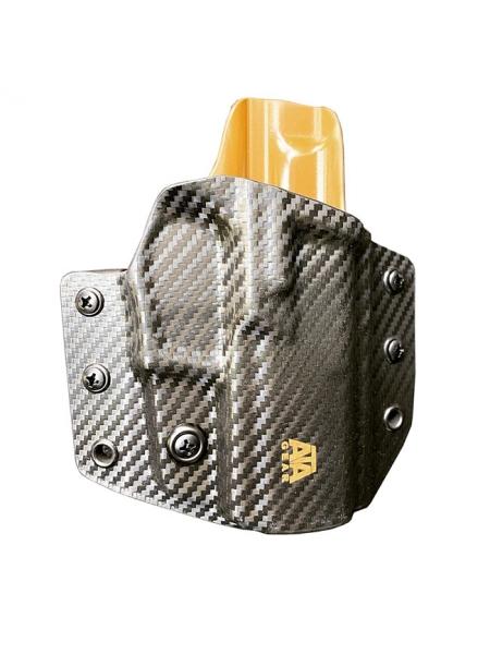 Кобура поясна ATA Gear Hit Factor ver.1 для Форт-17 / Carbon Fiber, Solid Color