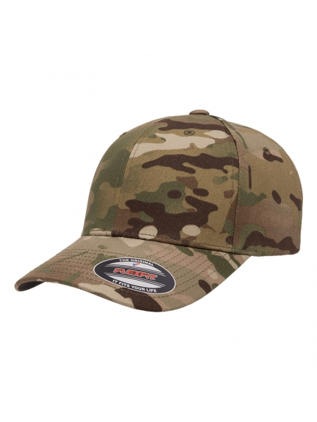 Кепка YP Flexfit Hat – Multicam / розмір S/M
