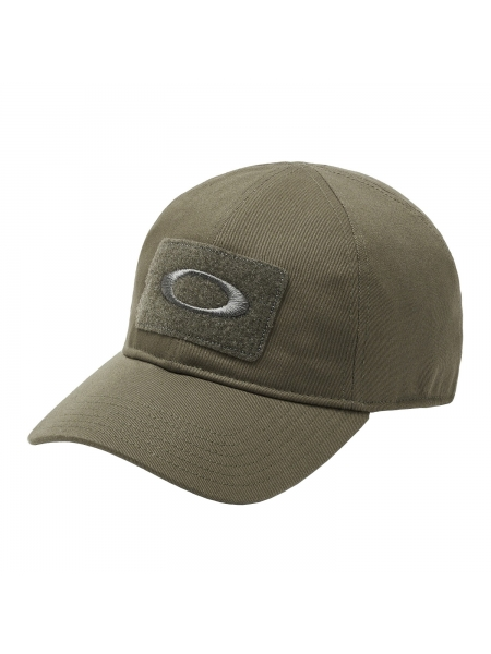 Кепка Oakley Standart Issue Cotton Cap – Worn Olive / розмір L/XL