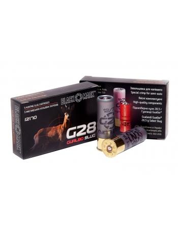 Набій кульовий Black Mark G28, 12/70, 28.1 г