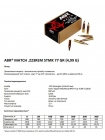 Набій нарізний ABR Match .223 Rem (5.56x45) STMK / 4.99 г, 77 gr