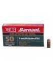 Набій нарізний спортивний БПЗ 9х18 мм FMJ / 6.1 г (94 gr)