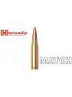 Набій нарізний Hornady Match .308 Win (7.62x51), BTHP / 10.89 г, 168 gr