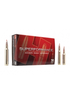 Набій нарізний Hornady Superformance .30-06 Sprg SST, 11.66 г / 180 gr