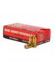 Набій нарізний спортивний Red Army Standard Elite 9х18 FMJ / 6.0 г (93 gr)