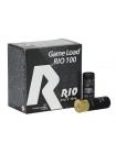Набій мисливський RIO Game Load-36 (RIO 100) 12/70, дріб №000 (4.75 мм), 36 г