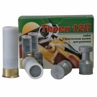 Набій травматичний Еколог «Терен-12П» 12/70, ел. куля