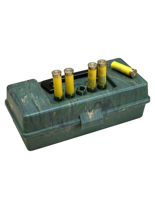 Кейс для набоїв MTM SF-50 Shotshell Case на 50 набоїв 12/76, камуфляж.