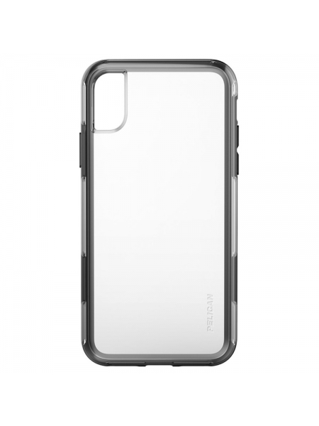 Чохол Pelican Adventurer для iPhone X/XS / Clear Black