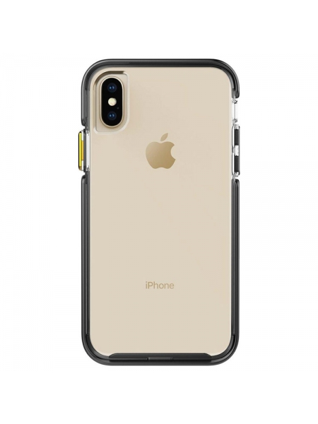 Чохол Pelican Ambassador для iPhone X/XS / Black Gold