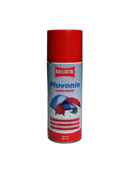 Засіб водовідштовхувальний Ballistol Pluvonin, 200 мл / спрей