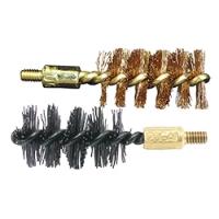 Набір йоржиків OTIS 20 Ga Bore Brush 2 Pack (бронзовий і нейлоновий)