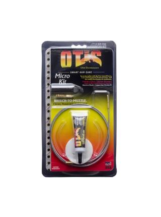Міні-набір для чищення OTIS .17-.22 RimFire Cleaning Micro Kit