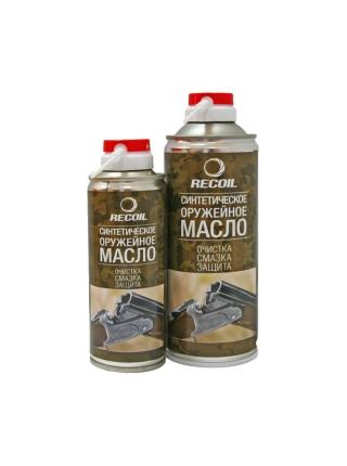 Масло синтетичне для догляду за зброєю Recoil, 200 мл