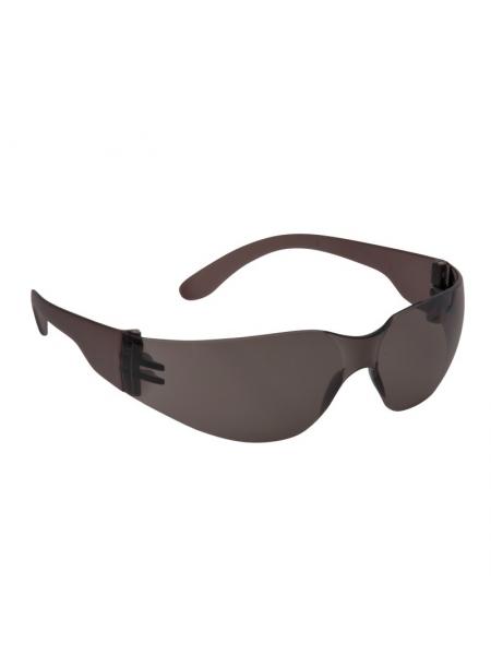Очки захисні PortWest PW32, затемнені