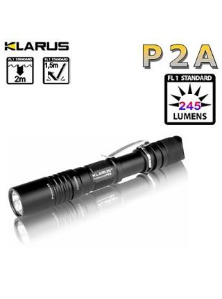 Ліхтар KLARUS P2A