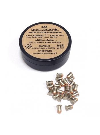 Набій Флобера Sellier & Bellot Sigal Flobert 4 мм, 200 шт.