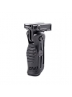 Ручка перенесення вогню САА Forearm Grip складана 3-позиційна / чорна