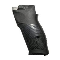 Накладка на пістолетну рукоятку для Форт 12, пластик / чорна