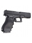 Накладка на пістолетну рукоятку Hogue Handall Full Size / чорна
