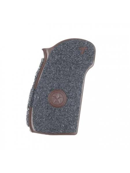 Накладка TALON Grips на пістолетну рукоятку для ПМ, rubber / чорна