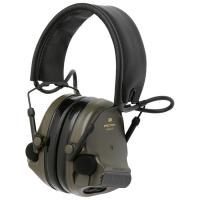 Навушники активні стрілецькі 3M Peltor Comtac XP, зелені