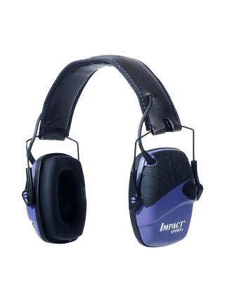 Навушники активні Howard Leight Impact Sport / NNR 22dB / Purple by Honeywell