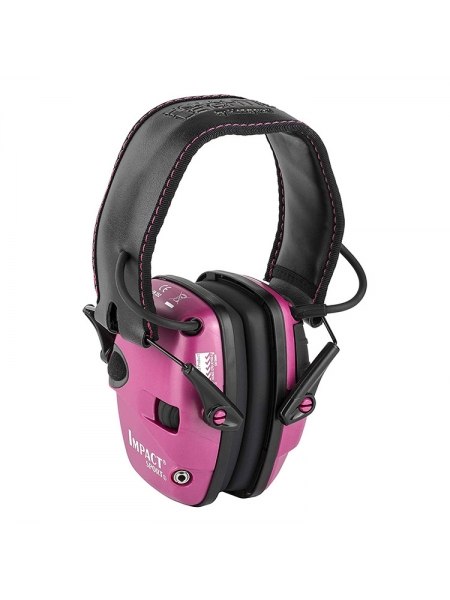 Навушники активні Howard Leight Impact Sport / NNR 22dB / Pink