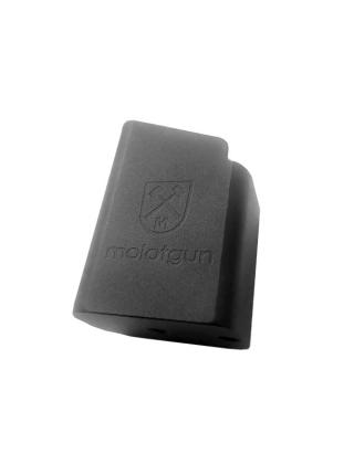 П'ятка збільшена MolotGun PewPew +10 для магазина Glock 9x21 мм