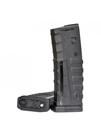 Магазин CAA MAG17 AR15/M16 .223 Rem (5.56х45) з вікном / 30 набоїв / чорний