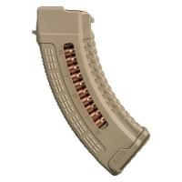 Магазин Fab Defense Ultimag AK 30R 7.62х39 з вікном на 30 набоїв / tan