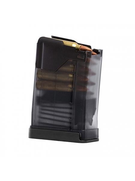 Магазин Lancer .223 Rem (5.56х45) на 10 набоїв / чорний, smoke