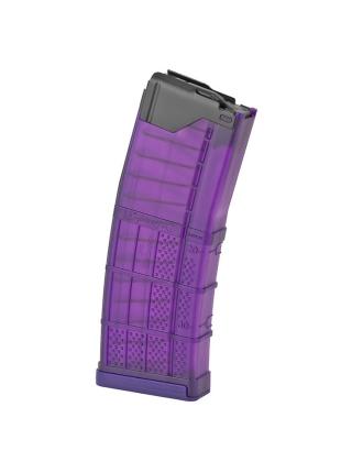 Магазин Lancer .223 Rem (5.56х45) на 30 набоїв / фіолетовий