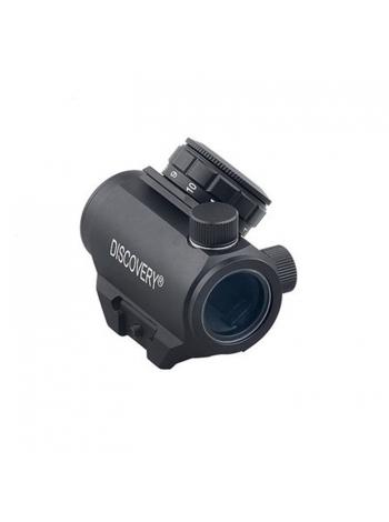 Приціл коліматорний Discovery Optics 1x25 DS Red Dot Sight