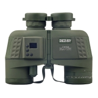 Бінокль Discovery 7x50 з електронним модулем