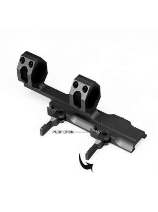 Кронштейн-моноблок RS з швидкознімним кріпленням 25.4 мм / 30 мм