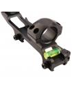 Кронштейн-моноблок SouForce з рівнем і швидкознімним кріпленням 25.4 мм / 30 мм