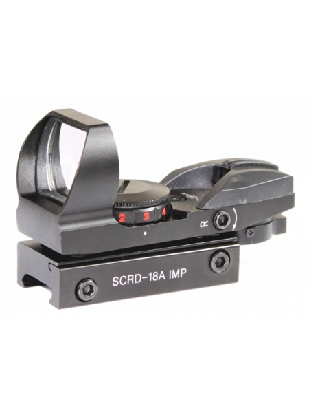 Приціл коліматорний Vector Optics IMP 1x23x34 Red Green Dot