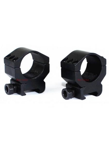 Кільця Vector Optics Low 30 мм