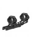 Кронштейн-моноблок Leapers UTG ACCU-SYNC Offset 50, 30 мм Ultra High / чорний